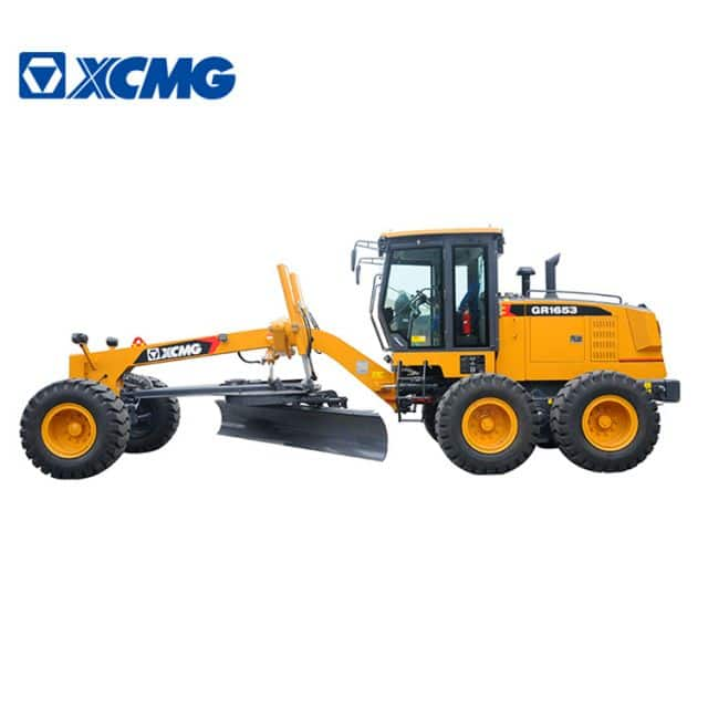 XCMG small motor grader price GR1653 with high quality price