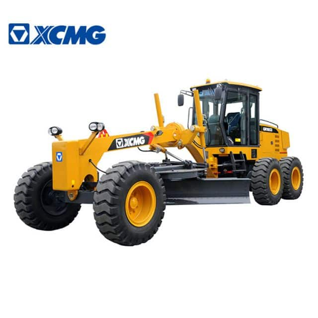 XCMG Road Construction Machines 165hp Small Motor Graders GR165DII For Sale
