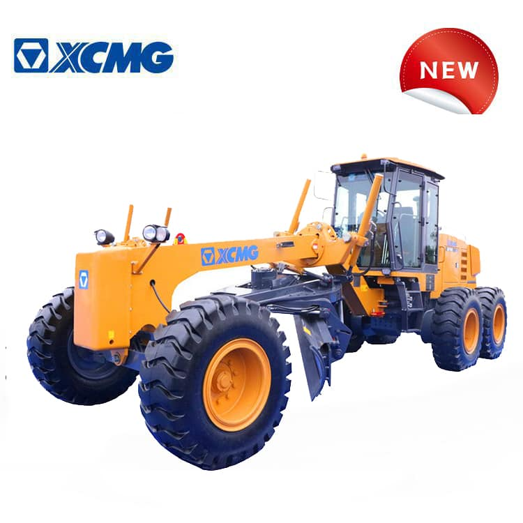 XCMG 180HP motor graders GR1805 China new road motor grader machine with Cummins engine for sale