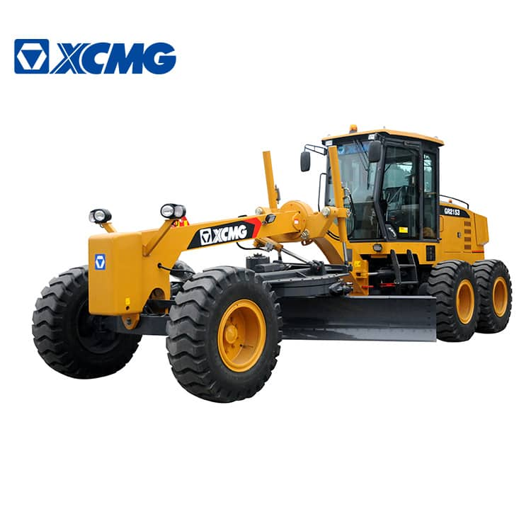 XCMG 215HP GR2153 road machine motor grader for sale