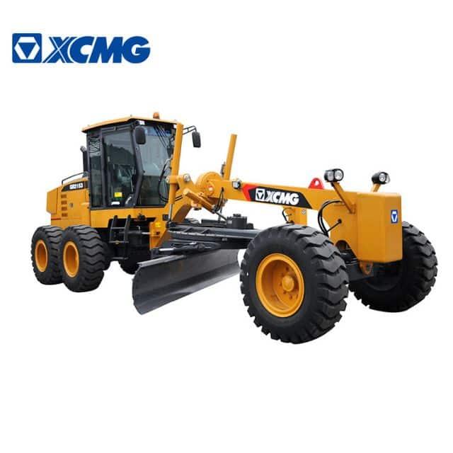 XCMG 215hp Road Grader Motor Machine China New Motor Grader GR2153 For Sale
