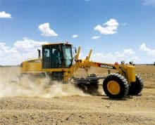 China XCMG 16 ton 215HP motor grader GR215A for sale