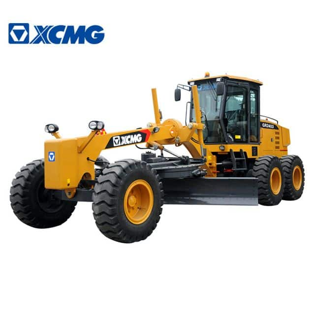XCMG 240HP mining motor graders GR2403 with spare parts price