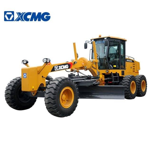 XCMG Road Machinery 240hp China Motor Grader GR2403 With Cummins Engine Price