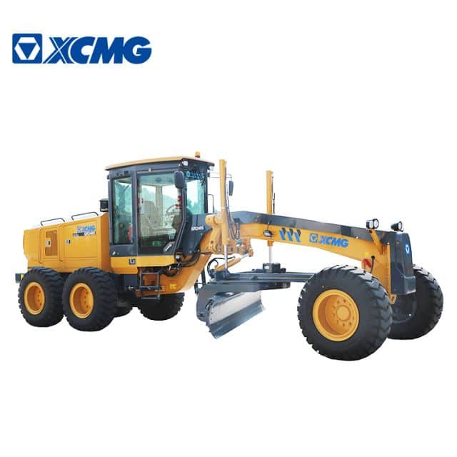 XCMG Brand GR2405 Chinese New Tractor Motor Grader 250HP with Attachment