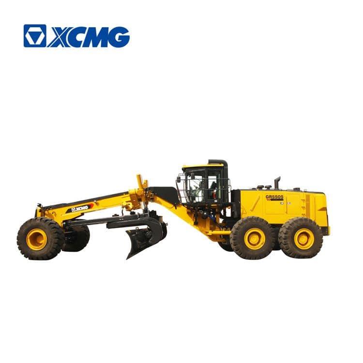 XCMG 339KW 550HP motor grader GR5505 mining grader for sale