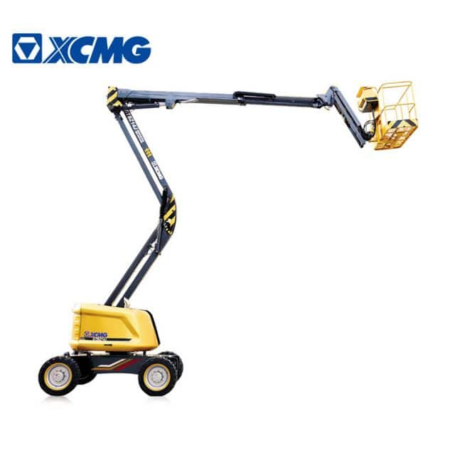 XCMG 15m articulated boom lift GTBZ14JD electric work platform price