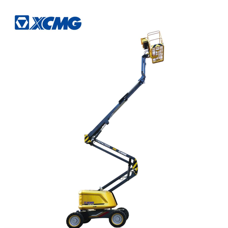 XCMG Official Manufacturer Electrical Articulated Aerial Work Platform GTBZ14JD
