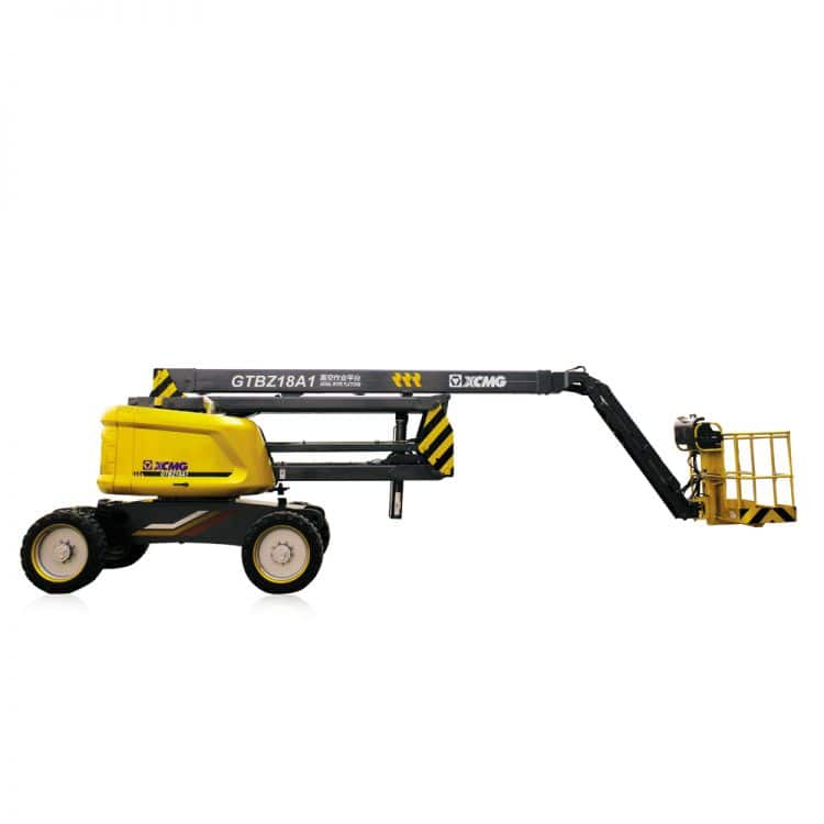 XCMG Official 18m Articulated Aerial Work Platform GTBZ18A1
