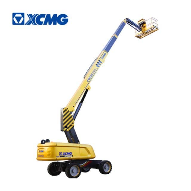 XCMG official 22m hydraulic mobile telescopic boom lift GTBZ22S equipment factory price for sale