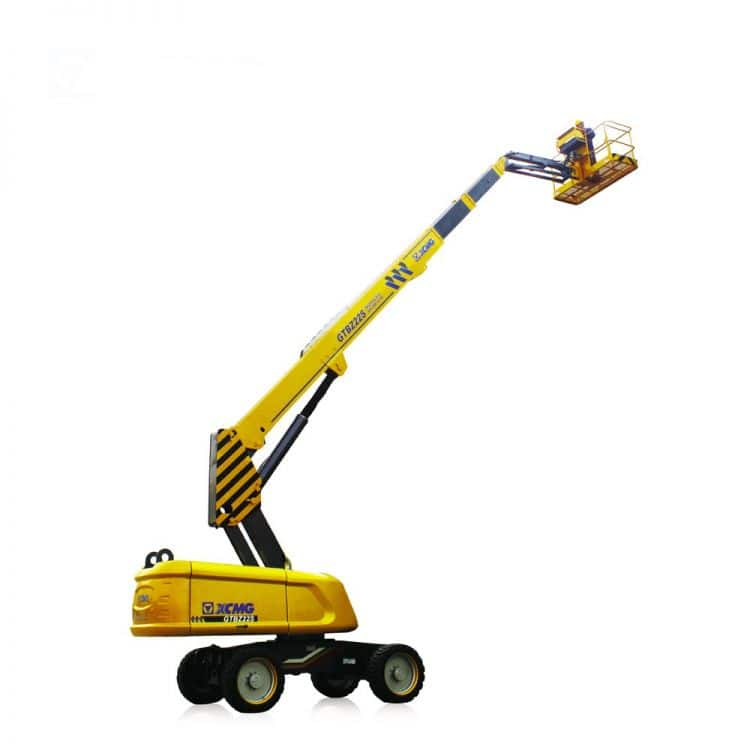 XCMG Official Manufacturer 22m Telescopic Aerial Work Platform GTBZ22S