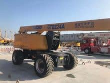 XCMG 24m aerial work platform GTBZ24A Hydraulic articulated boom lift price