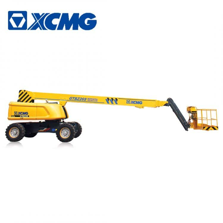 XCMG Official 26m Telescopic Aerial Work Platform GTBZ26S