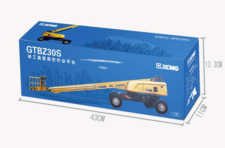 XCMG Articulated Aerial Work Platform GTBZ30S Model