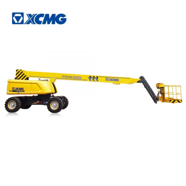 XCMG Official Manufacturer 38m Telescopic Aerial Work Platform GTBZ38S