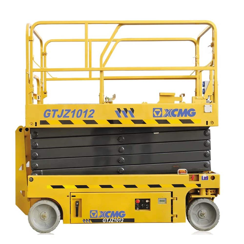 XCMG Official Manufacturer 10 m Scissor Lift GTJZ1012 for sale
