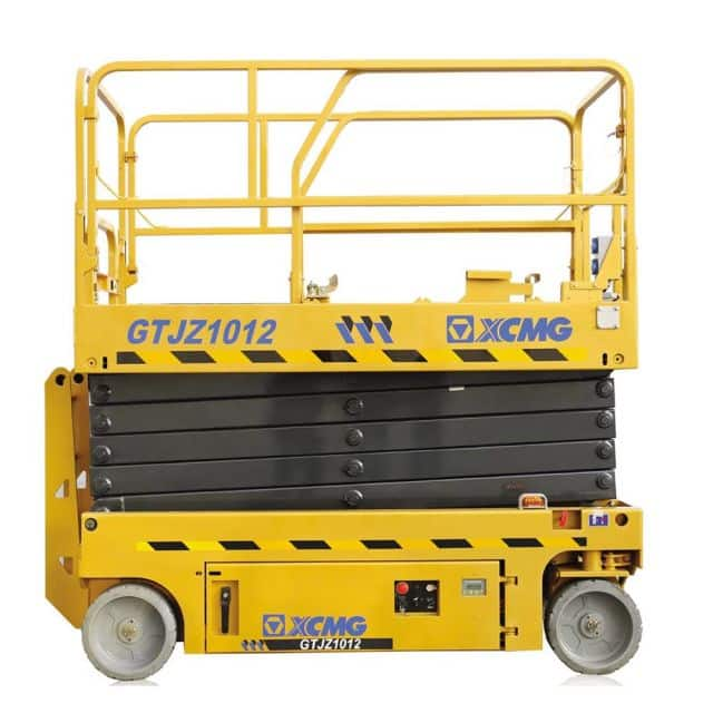 XCMG Official Manufacturer 10m Scissor Lift GTJZ1012
