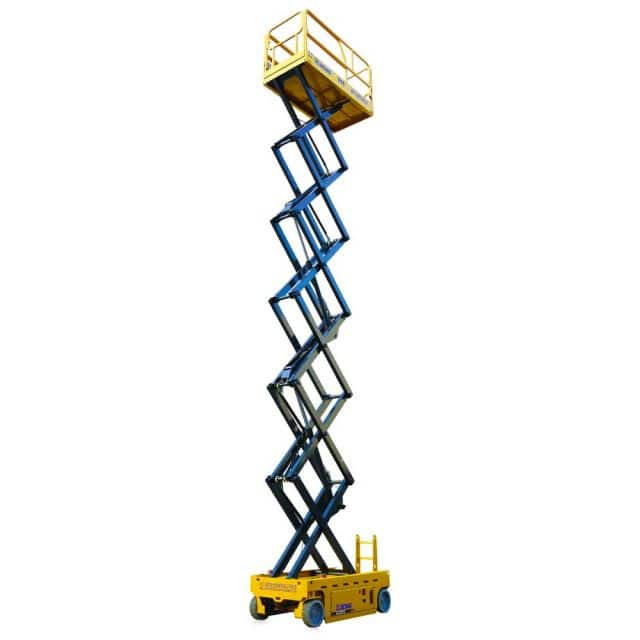 XCMG Official Manufacturer 12m Scissor Lift GTJZ1212
