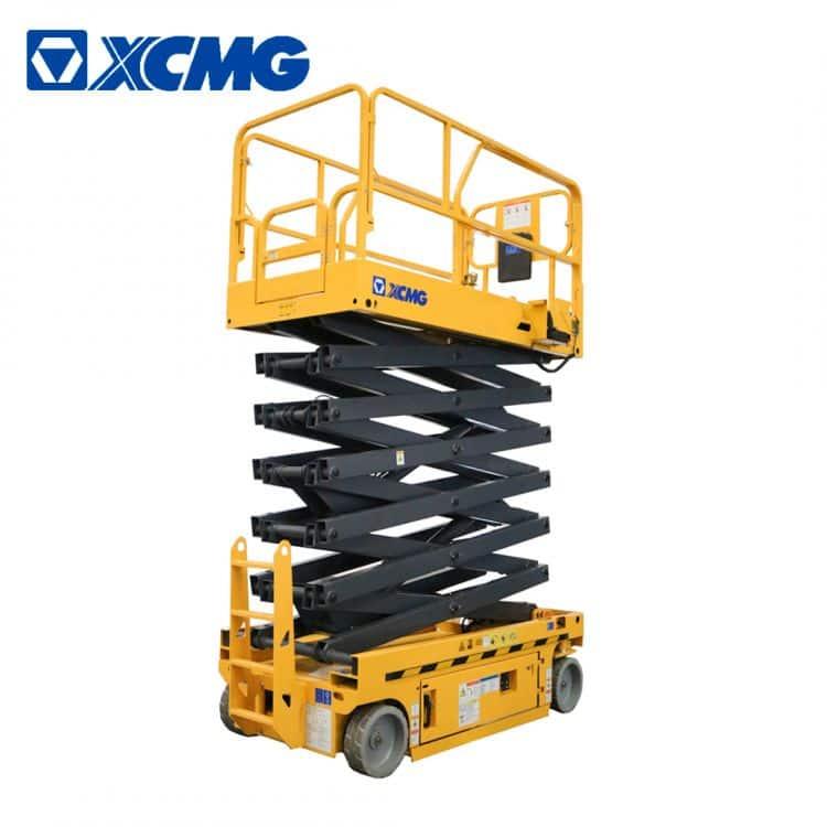 XCMG Official Manufacturer 14 m Scissor Lift GTJZ1412 for sale