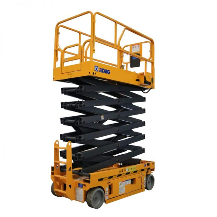 XCMG Official Manufacturer 14m Scissor Lift GTJZ1412