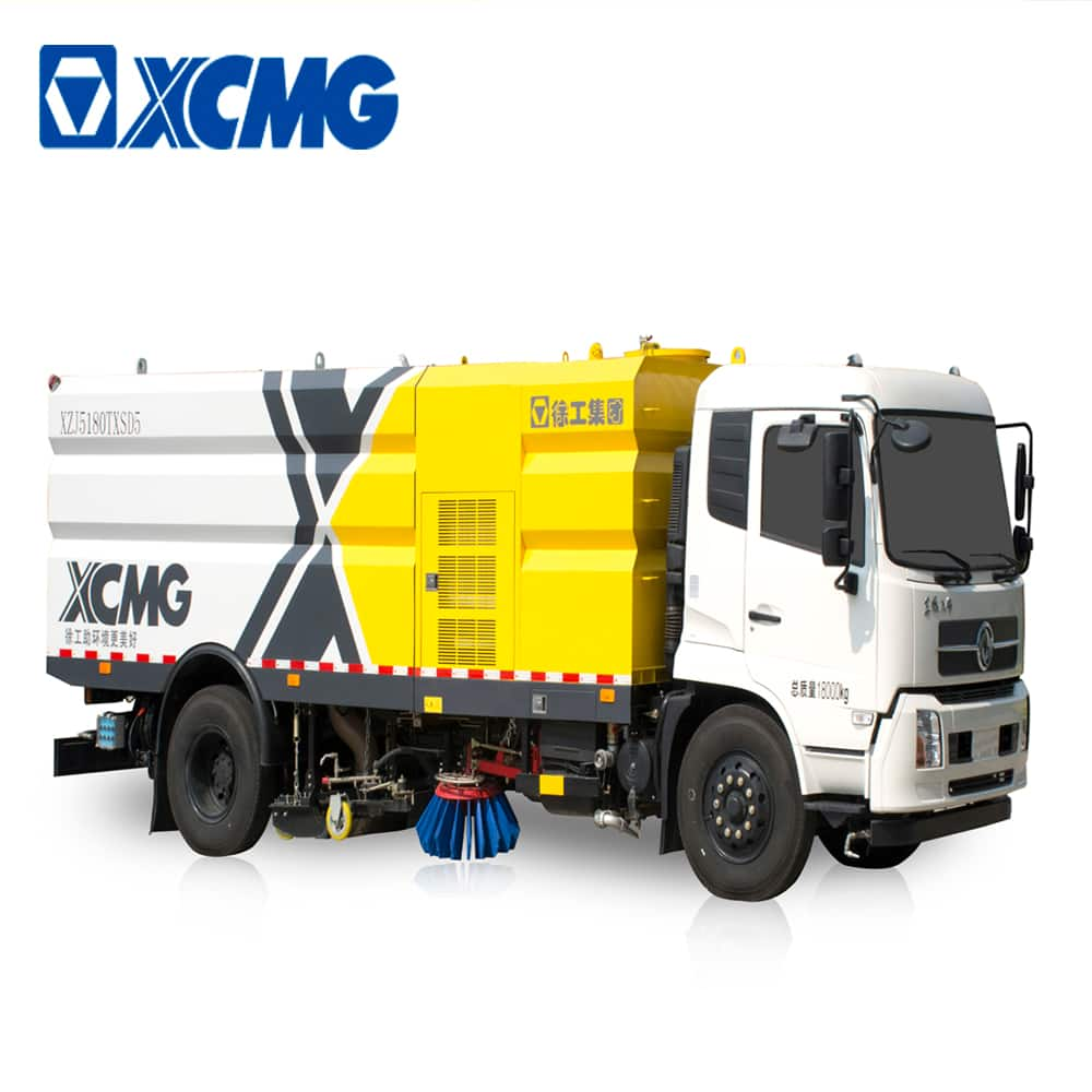 XCMG Official 10-20 Cbm Sprinkler sweeper Truck for sale