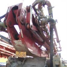 XCMG Used HB48AIII-I Truck-Mounted Concreted Boom Pumps for sale