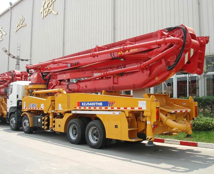 XCMG Manufacturer HB48K 48m Boom Pump Concrete Pump Truck with Good Price
