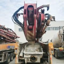 XCMG Used HB52A-I Truck-Mounted Concreted Boom Pumps for sale