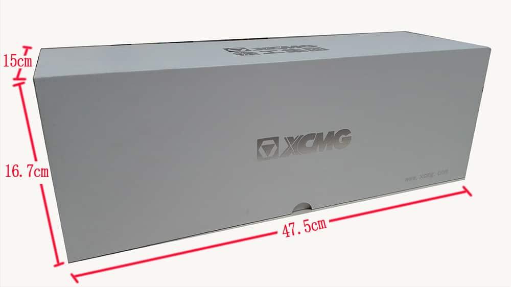 XCMG Concrete Truck HB56 Model (1:50)