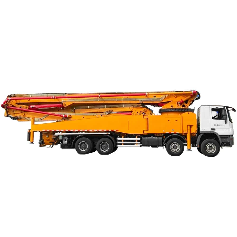 XCMG Official HB62K Truck-Mounted Concreted Boom Pumps for sale