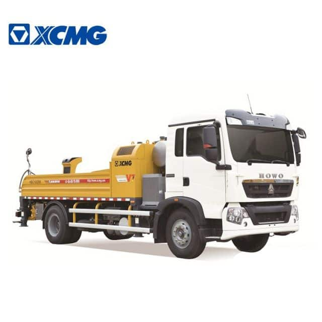 XCMG Schwing concrete pumps truck HBC10020K truck mounted concrete pump with HOWO chassis price