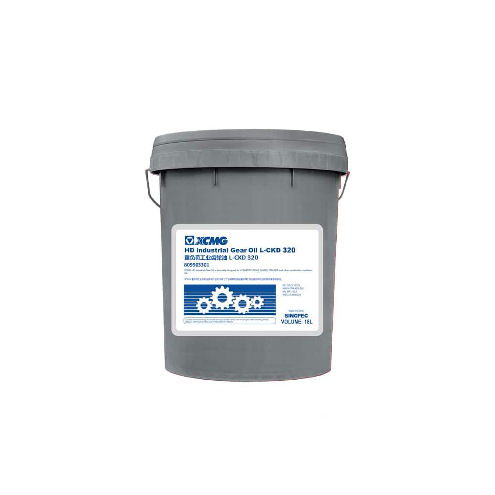 XCMG HD Industrial Gear Oil L-CKD 320 18L