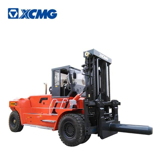 XCMG 30 ton heavy duty forklift HNF-300 with Cummins engine