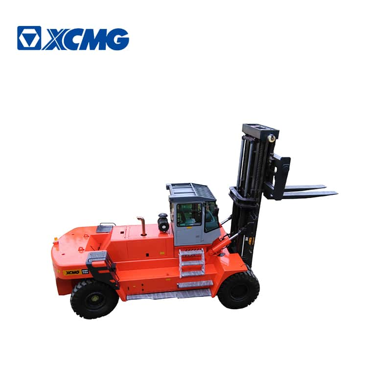 XCMG high quality heavy duty forklift 36 ton HNF-360 with Cummins engine for sale