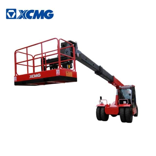 XCMG 11 ton Telehandler HNT-110 Telescopic Crane loader With spreader