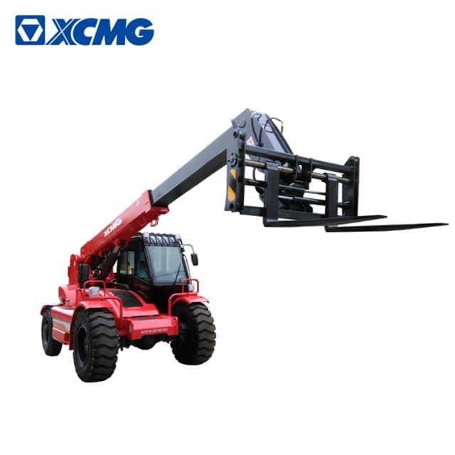 XCMG 3 ton 7m telescopic forklift HNT30-4 China new telehandler
