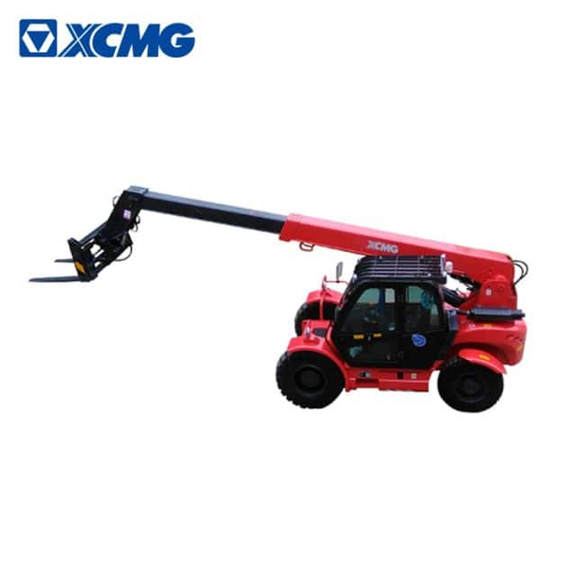 XCMG 2.5ton 7m new telescopic forklift HNT25-4 telehandler for sale