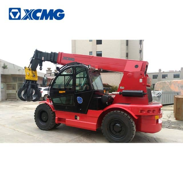 XCMG 7m telehandler HNT50-2 China new 5 ton telescopic forklift