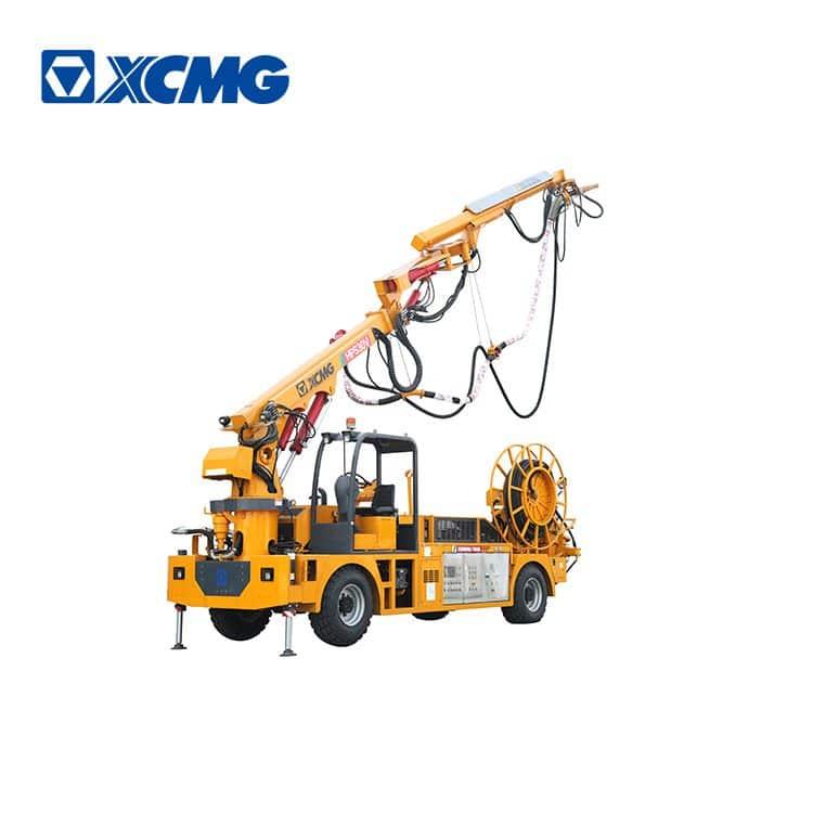 XCMG Schwing shotcrete truck HPS30V China new 82kW truck mounted concrete spraying machine price