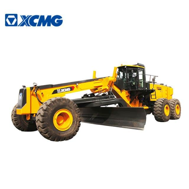 XCMG new 550HP motor graders GR5505 Chinese grader motor road construction equipment for sale