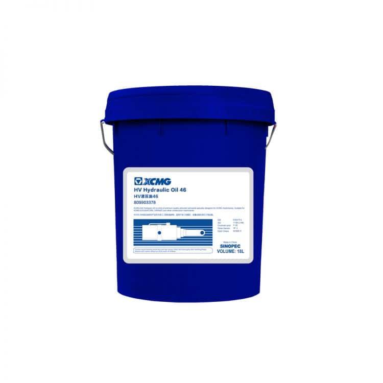 XCMG HV Hydraulic Oil 46 18L