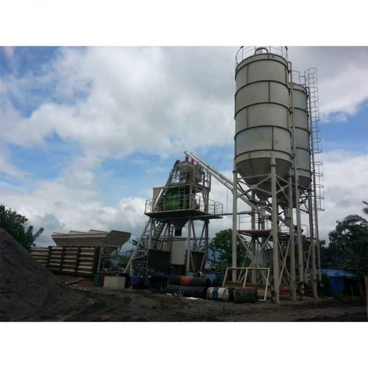 XCMG official HZS60KG Project concrete batching plant batching plant for sale