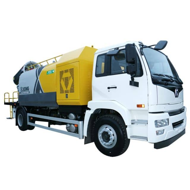 XCMG Official XZJ5180TDYXBEV Electric Multifunctional Dust Suppression Vehicle