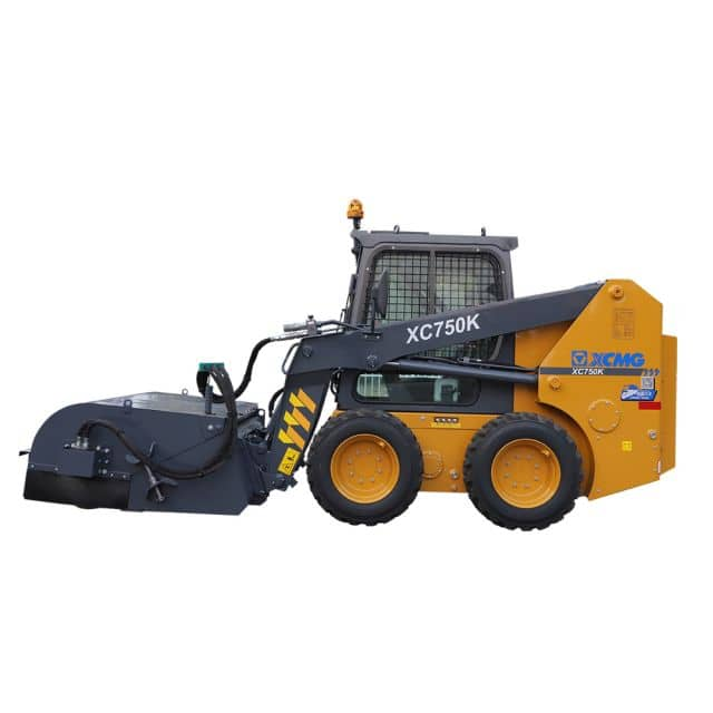 XCMG Official XC750K  Skid Loader for sale