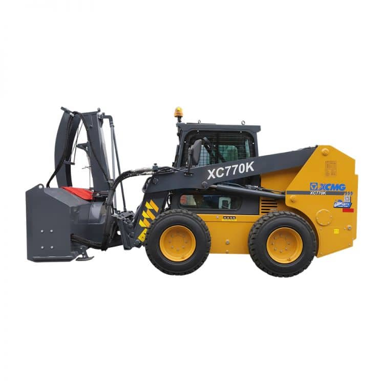 XCMG official manufacturer XC770K skid steer loader for sale