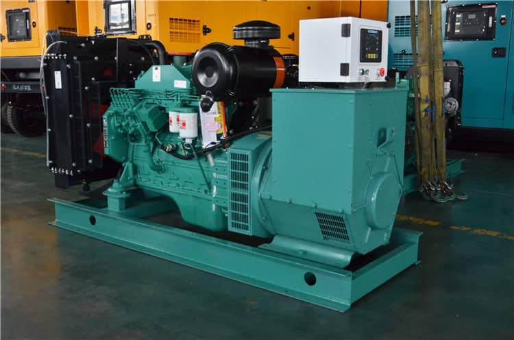 XCMG 100 kw 125 kva silent diesel generator JHK-100GF diesel generating sets price
