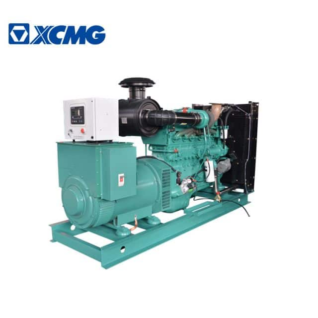 XCMG 250 kw silent Cummins diesel generators power JHK-250GF genset price