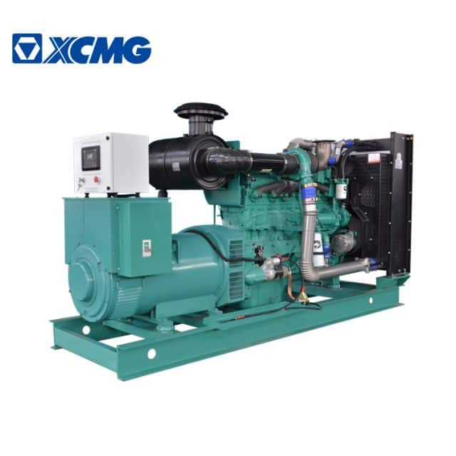 XCMG 300KW 375 kva silent power diesel generator JHK-300GF engine price
