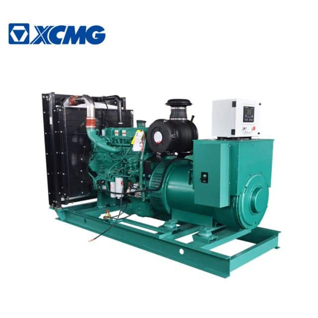 XCMG 400KW silent diesel generator JHK-400GF China high quality generator machine for sale