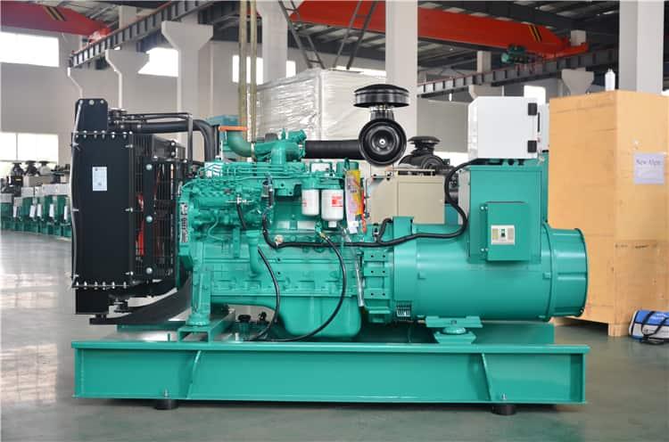 XCMG silent diesel generator 50kw 62.5kv power generating sets JHK-50GF price